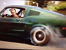 1968 Ford Mustang GT McQueen Bullitt Danbury Mint 1:24 Scale Diecast