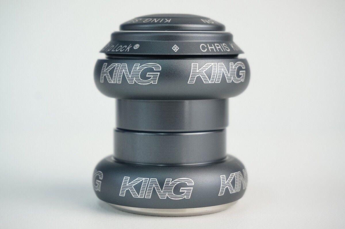Nuevos Auriculares CHRIS KING nothread 1-1 8 Pulgadas Mate Pizarra FH0045 Envío Gratuito