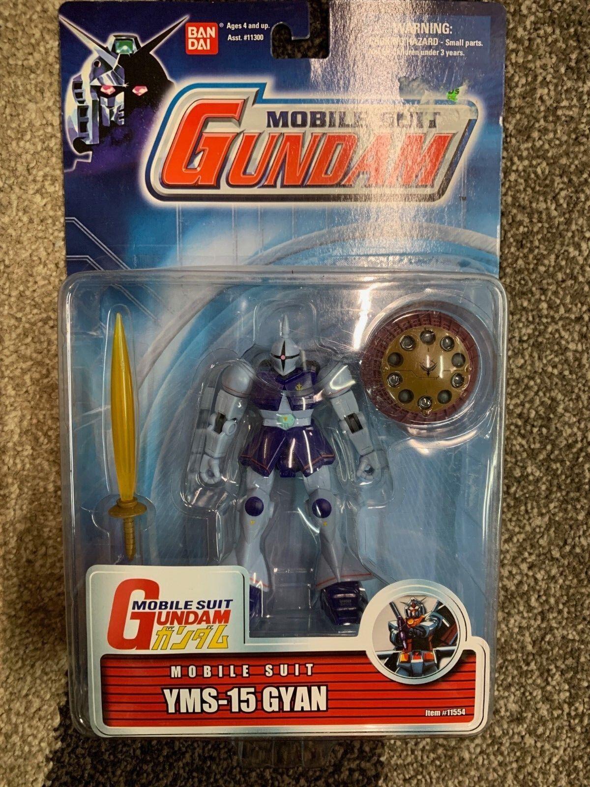 Rare GUNDAM MSIA mia FIGURE series    toy mobile suit  YMS-15 GYAN  [collector] e41cba