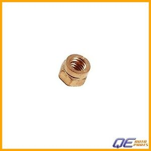 Copper Collar Nut 7 mm BMW 1991+ Exhaust Manifold to Cylinder Head Set of 12