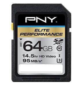 64GB-Flash-Memory-Card-High-Speed-SDXC-Class-10-Elite-Performance-HD-Photo-Video