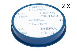 2 X Hoover TCU S115 TCU1410 per aspirapolvere compatibili con curva S115 PRE FILTRO HEPA