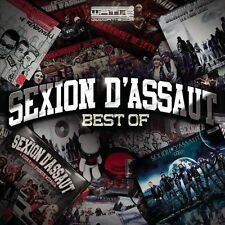 Best of Sexion d'Assaut by Sexion d'Assaut (CD, Nov-2013, Jive/Epic)