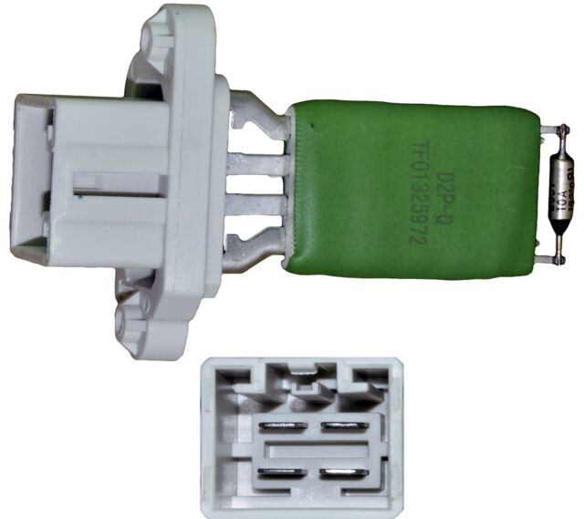 HEATER BLOWER FAN MOTOR RESISTOR FOR FORD C-MAX, S-MAX 1325972