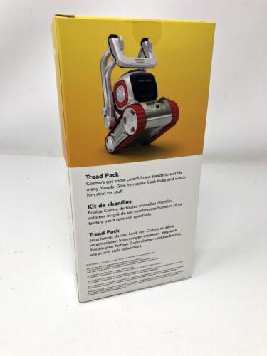 NIB Anki Cozmo Vector Robot Toy Accessory Treads Blue Green Yellow Orange 4 Pack