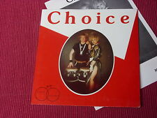 """Choice:  Sweet Little Indians 7"""" promo + photo  new ex shop stock"""