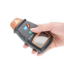 Handheld Digital Rev Counter Dt2234c Meter Non Contact Optical Tachometer New