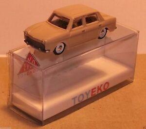 MICRO-TOY-EKO-TOYEKO-HO-1-86-1-87-MADE-IN-SPAIN-SIMCA-1000-in-BOX-REF-2050-MTM