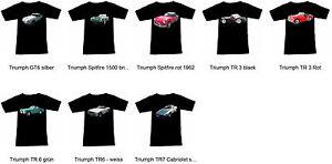 Camiseta-con-TRIUMPH-AUTOMoVIL-Fruit-of-the-Loom-S-M-L-XL-2xl-3xl
