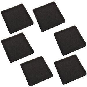 6-Pack-HQRP-30-Ppi-Schaum-Pads-fuer-Api-Rena-Filstar-XP-Serie-Kanister-Filter