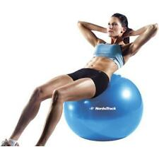Fitness Exercise Ball Yoga Pilates Pump Workout Balance 65 cm NordicTrack Blue
