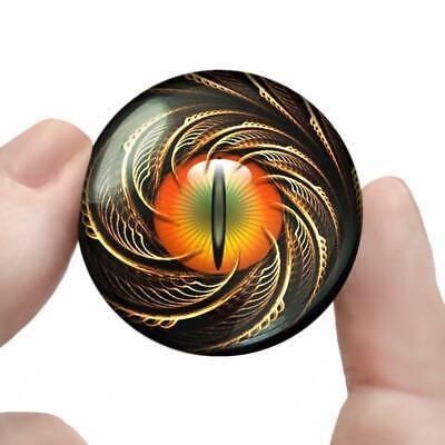 Sci-fi Glass Eyes Realistic Steampunk Eyeball 16mm Set