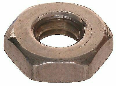 Stainless Steel 3-Pack The Hillman Group 43746 7//8-9-Inch Hex Nut