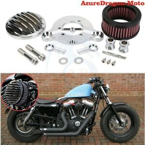 CNC-Air-Cleaner-Intake-Filter-System-Kit-for-Harley-sportster-XL883-XL1200-04-15