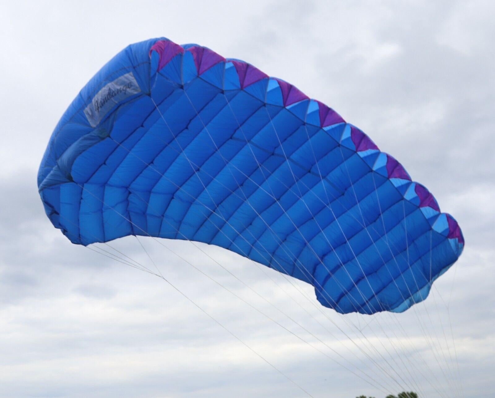 Feango 912 129 sqft  9 cell ZP cielodiving parachute canopy