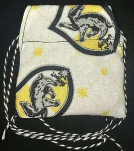 small Harry Potter D/&D Dungeons /& Dragons Game Dice Bag handmade