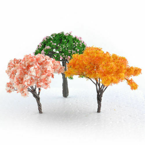 Kids Miniature Fairy Garden Ornaments Decor Pot Craft Accessories Dollhouses New