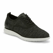 G.H. Bass & Co. Mens Connor 2 Tone KT Casual Stretch Knit Oxford Sneaker Shoe
