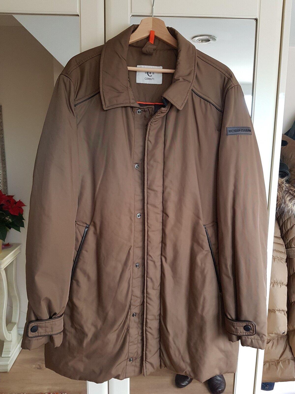 Men's Brown Cerruti Coat, New, Size L, RRP is  Stunning