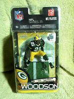 Mcfarlane Nfl Green Bay Packers Charles Woodson Cl /3000 Nfl Series 25