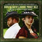 Dawn McCarthy and Bonnie Prince Billy What The Brothers Sang Vinyl