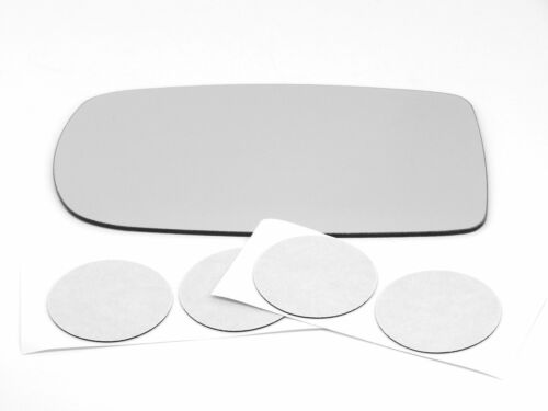 Fits 10-17 Genesis Coupe Left Driver Mirror Glass Lens Only non heat
