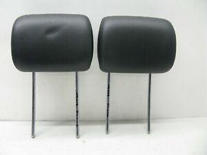 06-11-MERCEDES-R350-R500-ML350-FRONT-LEFT-RIGHT-SEAT-HEADREST-SET-091119