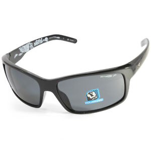 73569eff41 Image is loading Arnette-Fastball-AN4202-226781 -Polished-Black-Grey-Polarised-
