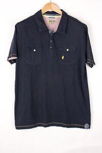 Marlboro Classics Hommes Décontracté Col Polo T-Shirt Taille XL BCZ826