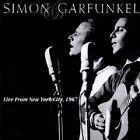 Simon & Garfunkel Live From New York City 1967 CD NEW SEALED Homeward Bound+