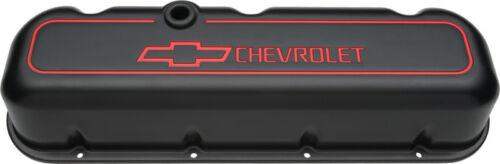 Proform 141-141 Big Block Chevy Aluminum Tall Black Wrinkle Valve Covers Pair
