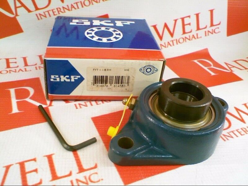 SKF FYT1.1 8FM   FYT118FM (NEW IN BOX)