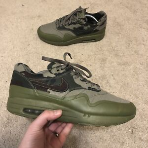 wholesale official supplier genuine shoes Nike Air Max Maxim 1 Camo Pack France US 9.5 607473-200 QS | eBay