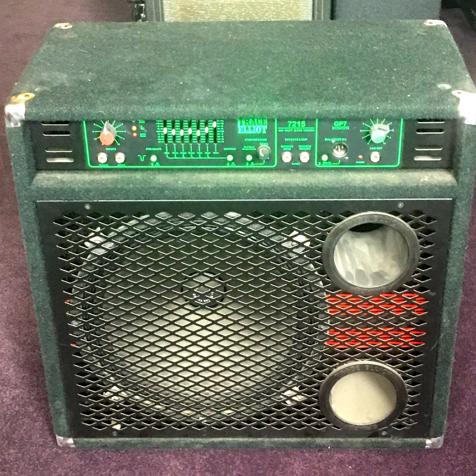 Trace Elliot 7215 300 watt Bass Combo