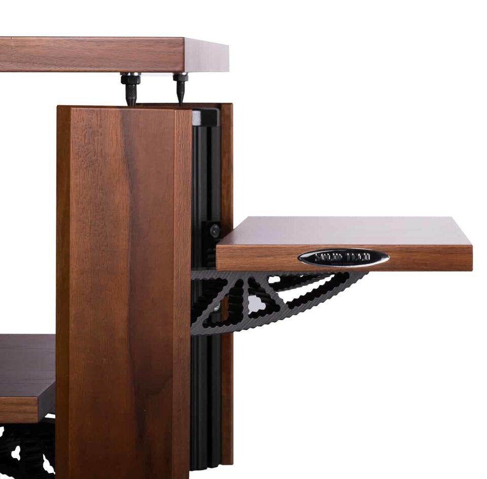 Solid Tech Hybrid Wood Rack!
