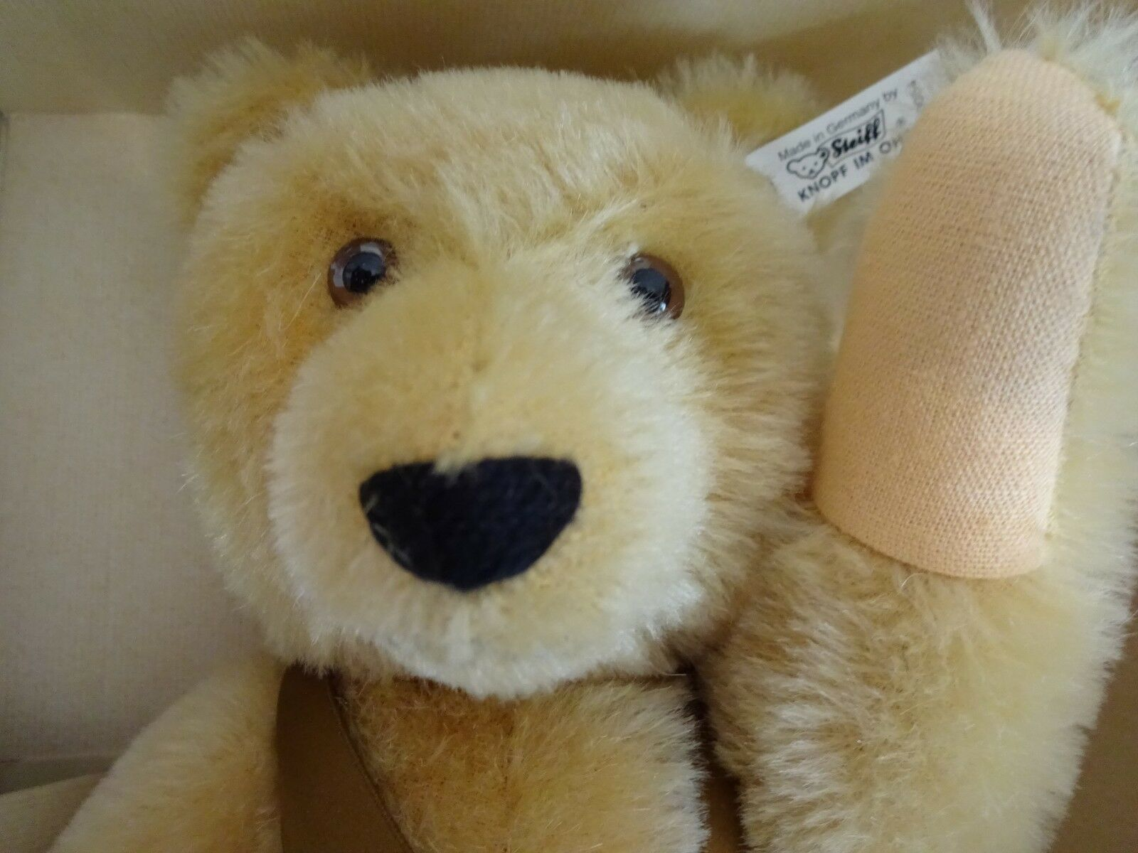 STEIFF CLUB BEAR - 420054 -  BABY BEAR