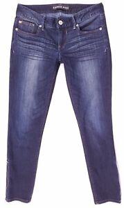 Express-Stella-Zip-Ankle-Legging-Skinny-Jeans-Size-4-Women-039-s