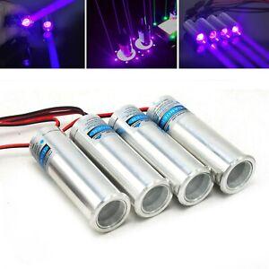 405nm-200mW-Dot-Thick-Beam-Laser-Diode-Module-Violet-Blue-Stage-LED-Light-3-7-5V