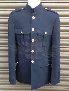 Surplus marine dress blue jacket