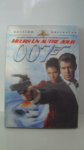 DVD 007 MEURS UN AUTRE JOUR EDITION COLLECTOR