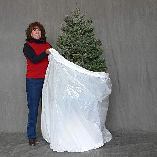 Jumbo Christmas Tree Disposal And Storage Bag Fits Trees