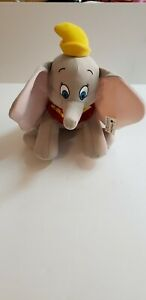 Disney-Parks-Large-14-034-Dumbo-Plush-Doll-Stuffed-Elephant-PRE-OWNED-W-TAGS