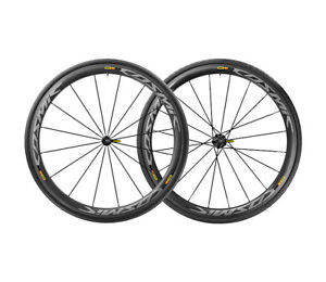 roues carbone mavic cosmic pro sl t v lo de course jante road v lo wheelset ebay. Black Bedroom Furniture Sets. Home Design Ideas