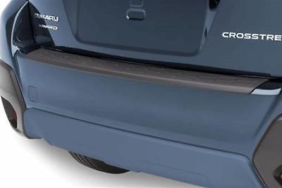 OEM 2018 Subaru Crosstrek Rear Bumper Cover Step Pad Protector NEW E771SFL100