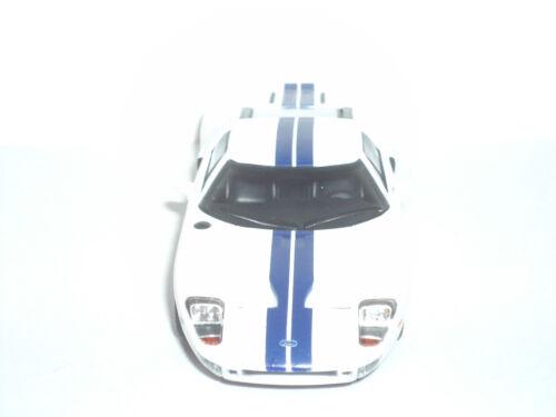 Raccolta il modellino di auto FORD GT 40 di DeAgostini 1:43 # 8