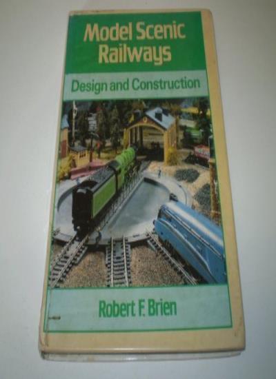 Model Scenic Railways,Robert Brien