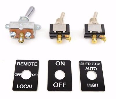 Plates and Switches BW2226-K-CHR Switch Plate Set
