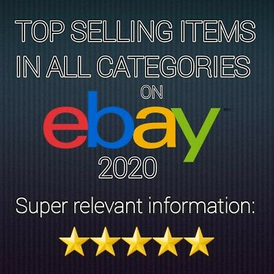Top Selling Items On Ebay 2020 In All Categories Best Selling Items All Products Ebay