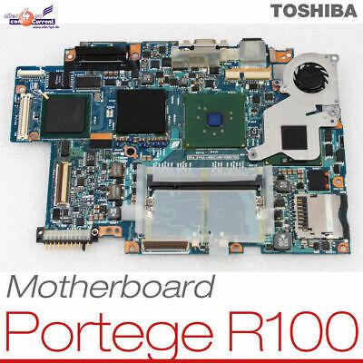 100% Kwaliteit Mainboard Hauptplatine P000409070 Toshiba Portege R100 Fgosyc KÜhler Neu 008 Dingen Gemakkelijk Maken Voor Klanten