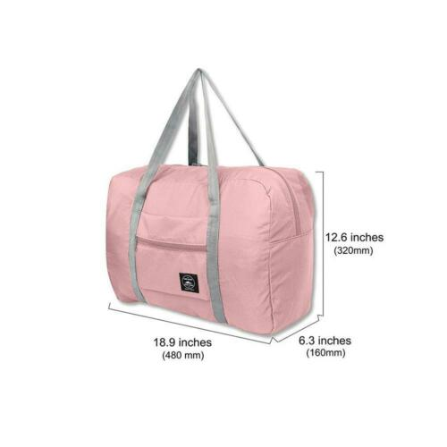 Carry Hand Cabin Luggage Bag Travel Holdall Small Under Seat Litres Lightwe Top